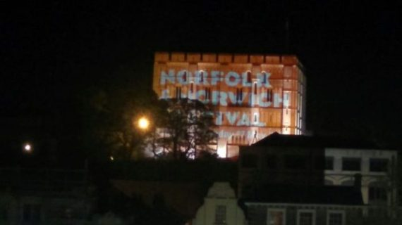 NNF projections on Norwich Castle