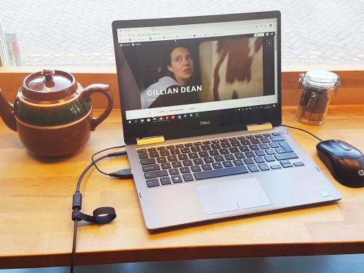Gillian dean website development